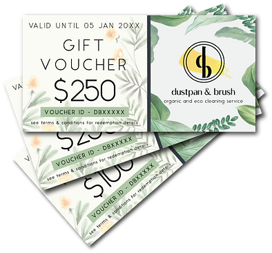 Eco Cleaning Gift Voucher