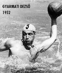 Dezső Gyarmati - Waterpolo Legend