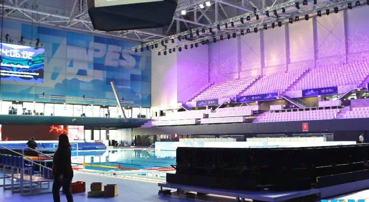2020 WATERPOLO EXTRAVAGANZA ABOUT TO START: