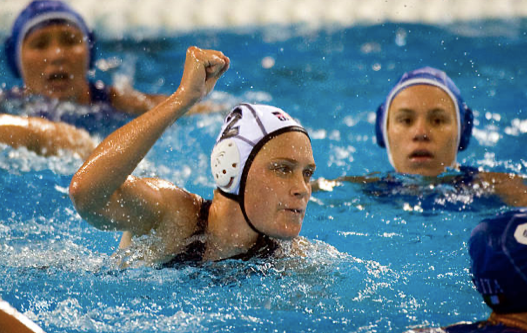 BEST FEMALE WATER POLO PLAYERS