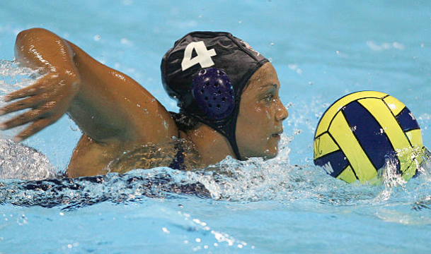 WORLDS BEST FEMALE WATERPOLO PLAYERS - BRENDA VILLA