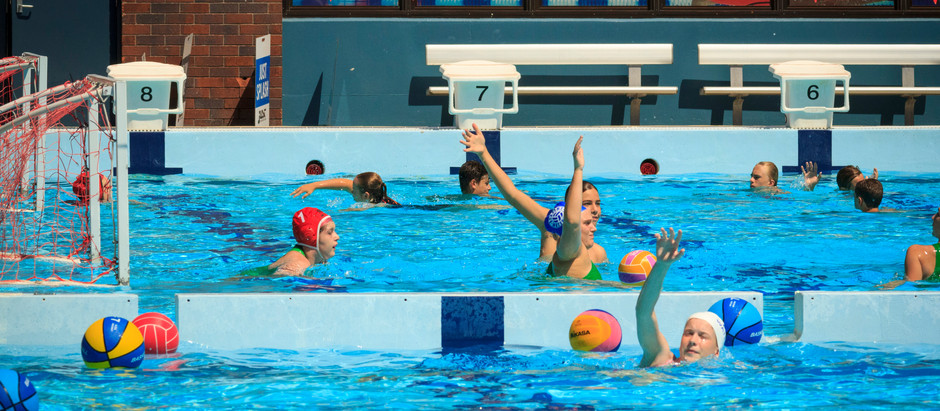 we're all about helping aussie kids play water polo!