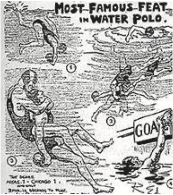 HISTORY OF WATERPOLO #2