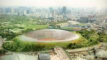 新国立競技場 New National Stadium