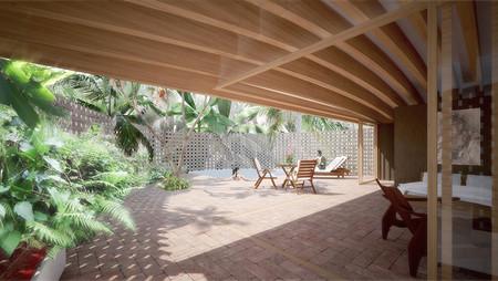 Resort Hotel Project