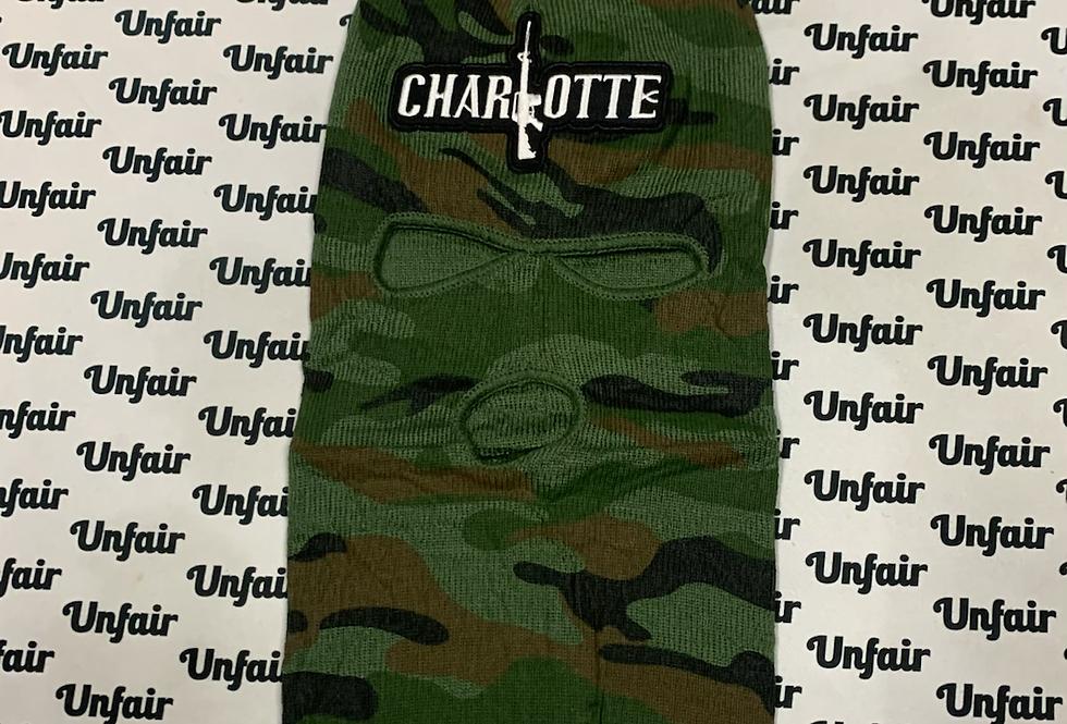 Camouflage Ski Mask