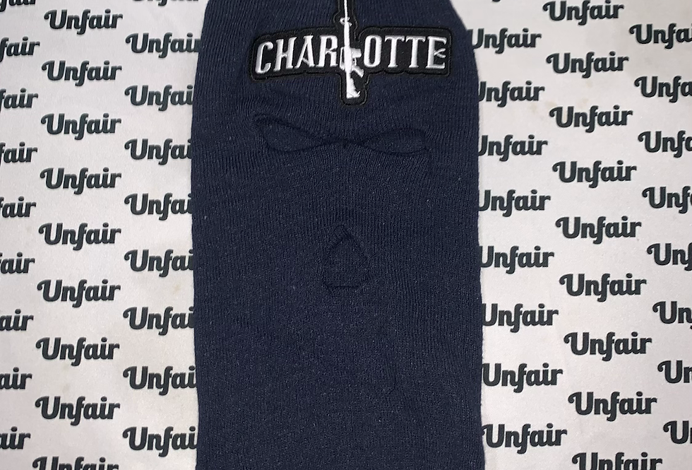 Navy Blue Ski Mask