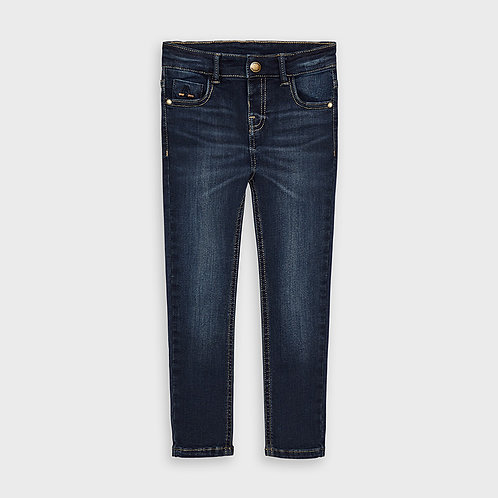 Pantalon denim bleu foncé - Mayoral