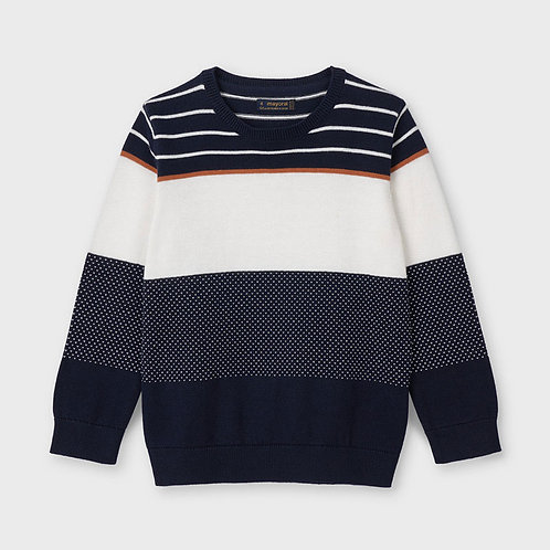 Pull tricolore-Mayoral