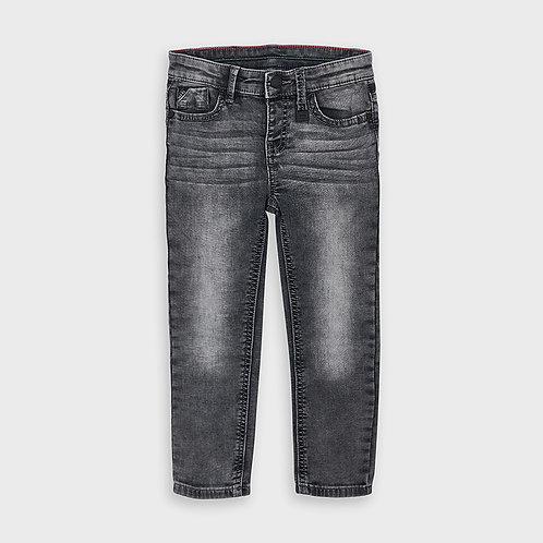 Pantalon denim gris foncé - Mayoral