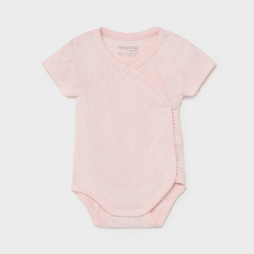 Cache couche rose baby-Mayoral