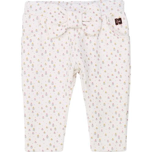 Pantalons à motif floral et boucle - Carrément Beau