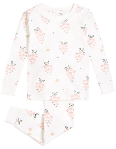 Pyjama deux pièces raisin-Petit Lem