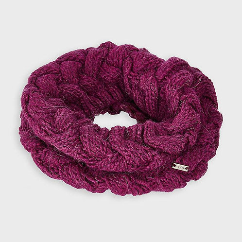 Écharpe en tricot cerise-Mayoral