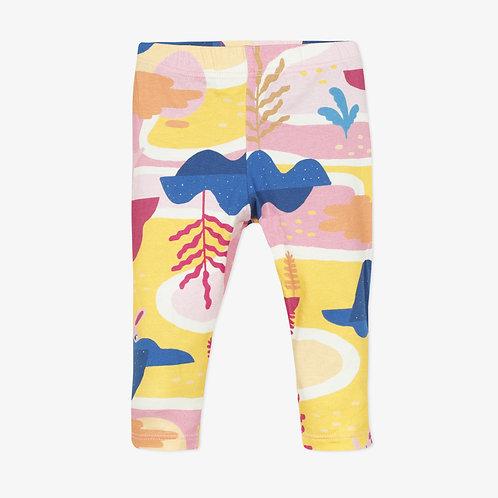 Leggings jersey stretch à motifs colorés - Catimini