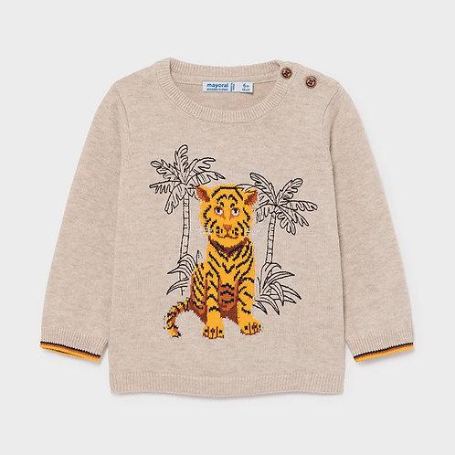 Pull tigre-Mayoral