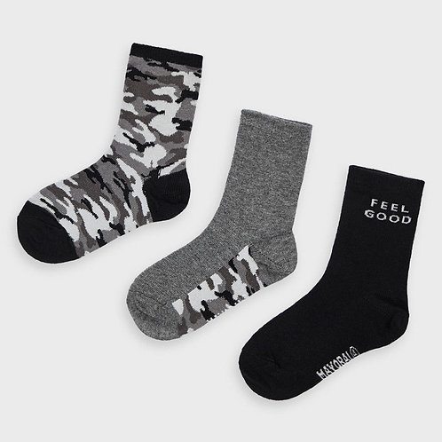 Chaussettes de style camouflage - Mayoral