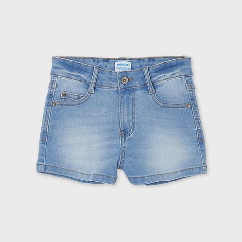 Pantalon court jean-Mayoral