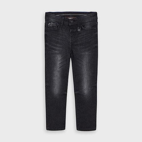 Pantalon denim noir - Mayoral