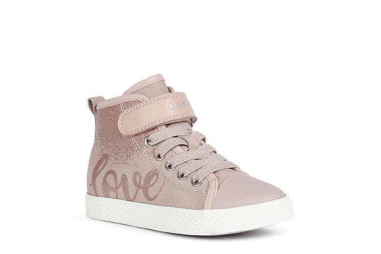 Chaussure haute rose pâle-Geox