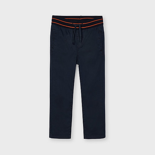 Pantalon chino marine-Mayoral