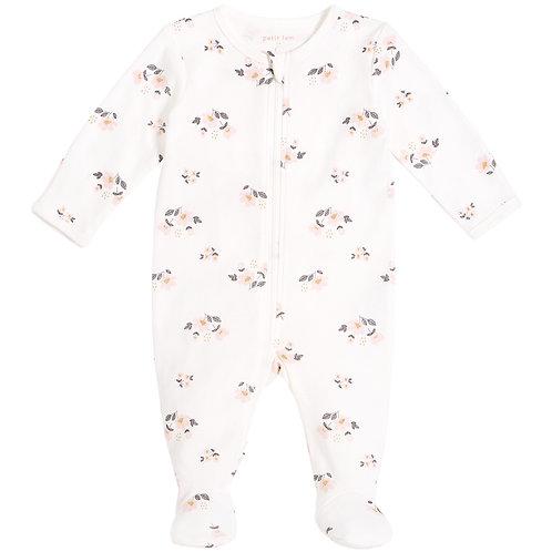 Pyjama fleuri-Petit Lem