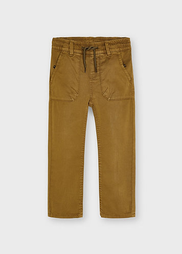 Pantalon jogger noyer-Mayoral