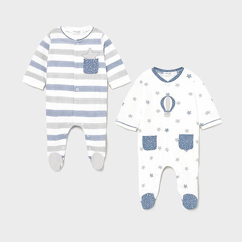 Pyjama Lake blue-Mayoral