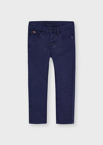 Pantalon soft slim encre-Mayoral