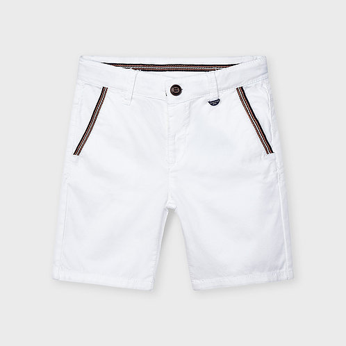 Short blanche-Mayoral