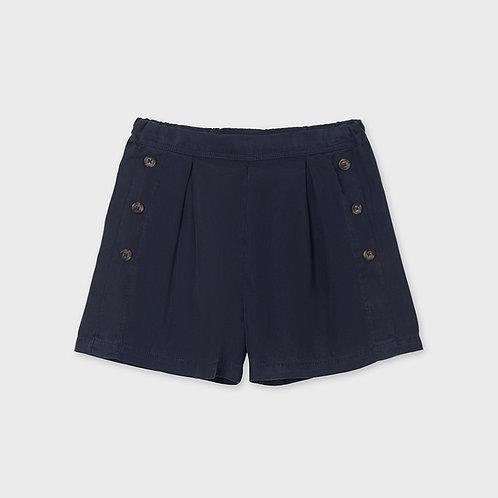 Pantalon court taille haute-Mayoral