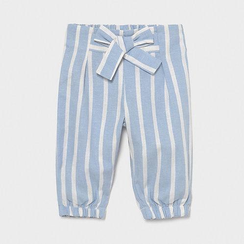 Pantalon rayure-Mayoral
