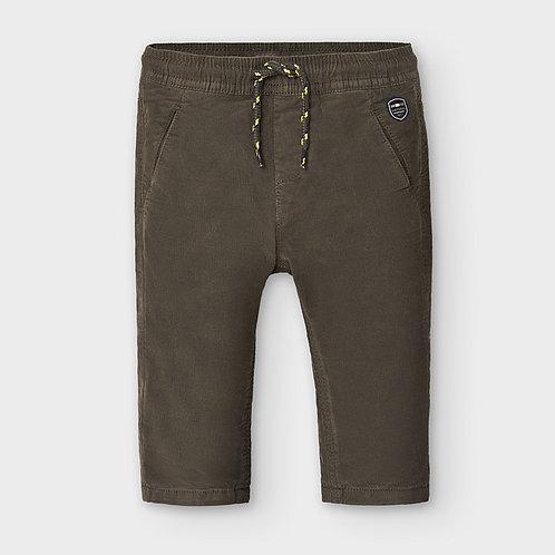 Pantalon de velours doublé - Mayoral