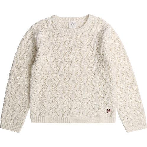 Pull en tricot texturé - Carrément Beau