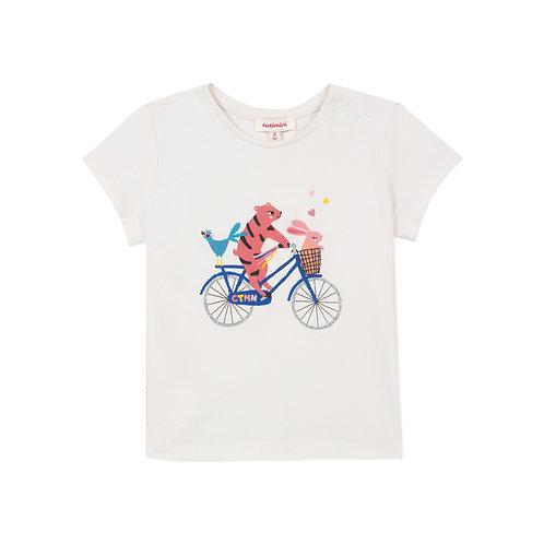 T-shirt à imprimé - Catimini