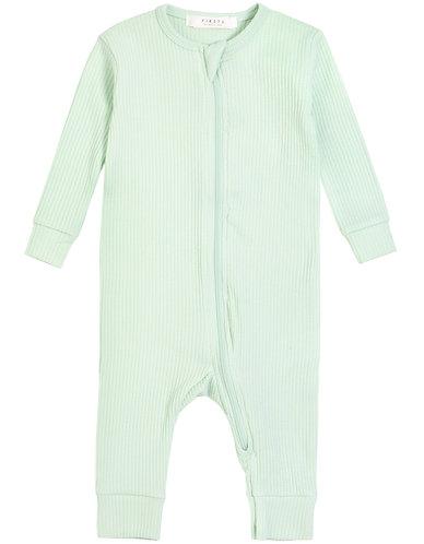 Pyjama vert menthe-Petit Lem