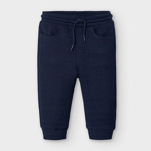 Pantalon jogging à carreaux - Mayoral