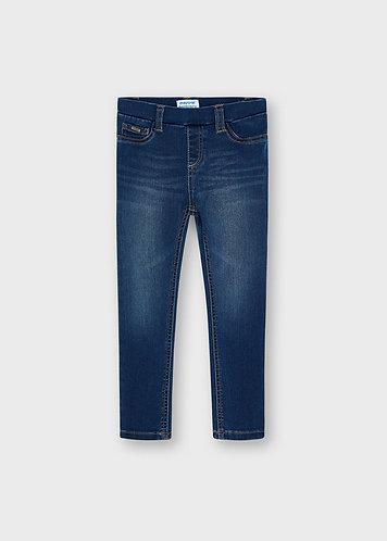Pantalon jean bleu moyen-Mayoral