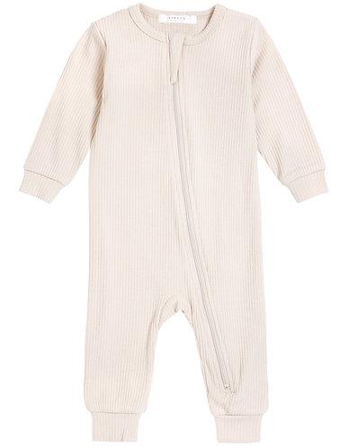 Pyjama beige-Petit Lem