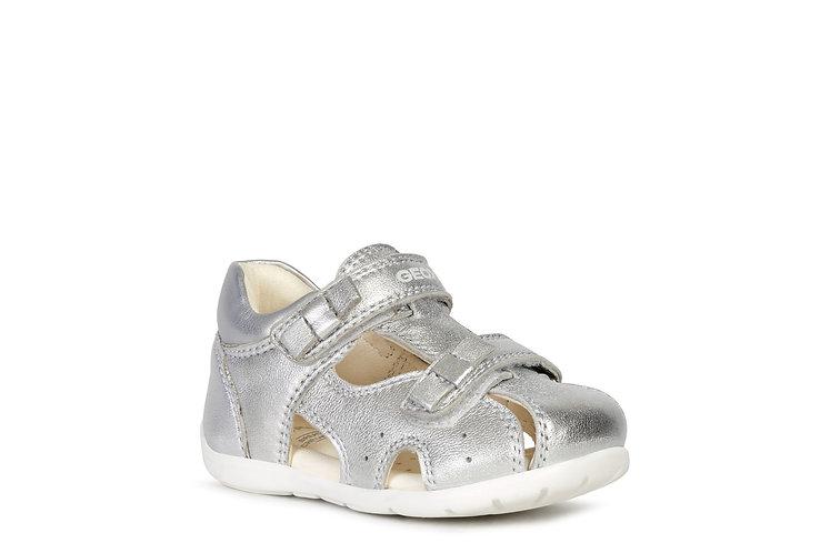 Sandale argent-Geox