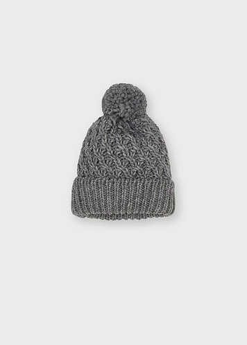 Tuque tricot grise-Mayoral