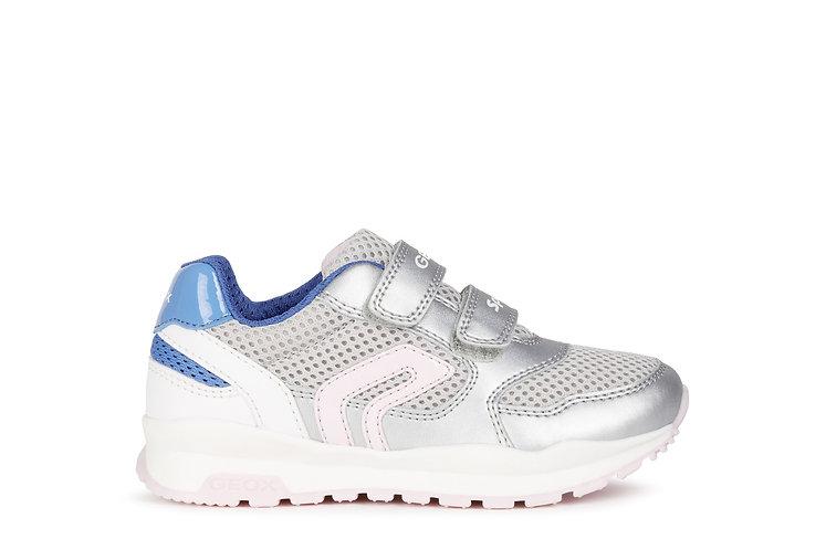 Chaussure argent sport-Geox