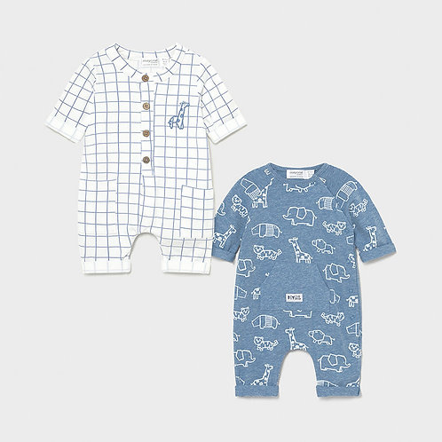 Pyjama sans pied-Mayoral