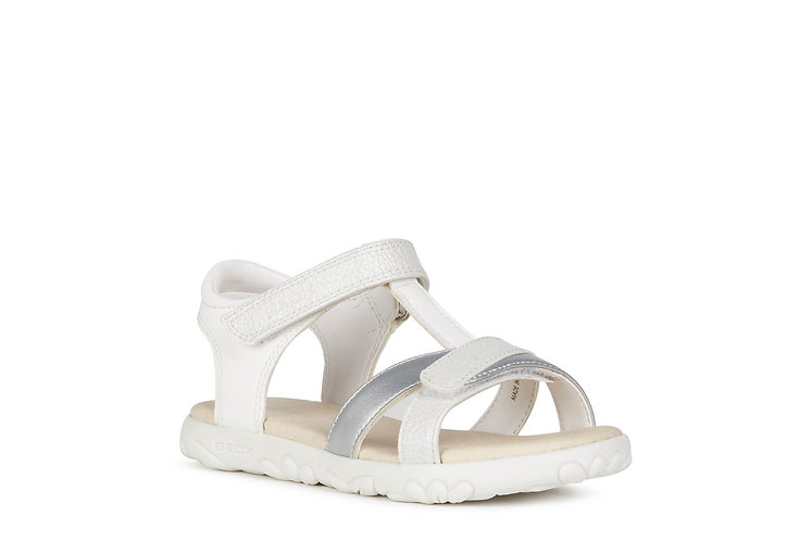 Sandales blanche-Geox