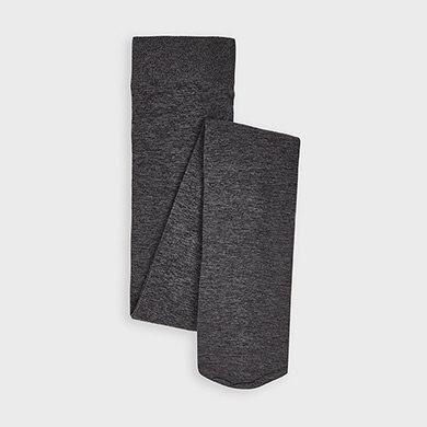 Collant de couleur gris-Mayoral