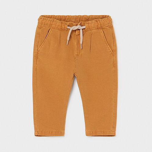 Pantalon lin-Mayoral