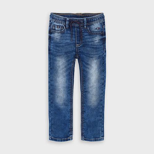 Pantalon denim bleu - Mayoral