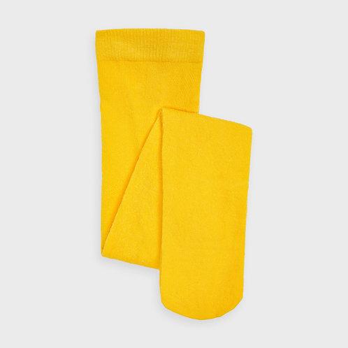 Collant jaune - Mayoral
