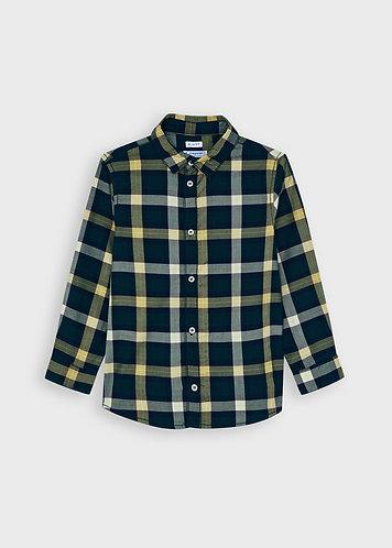 Chemise à carreaux-Mayoral