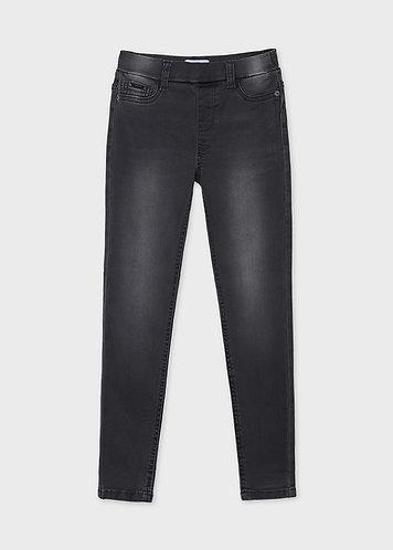 Jeans gris moyen-Mayoral
